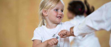 MINI KIDS Karate von 4 - 7 Jahre