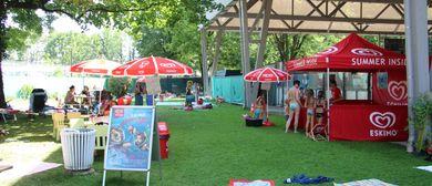 Die ESKIMO Spaß-Tour kommt ins Freibad Volksgarten!