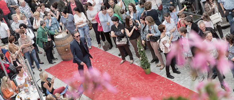 Mühlgässler Fest mit Modeschau und Livemusik in Bludenz