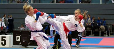 AUSTRIAN KARATE CHAMPIONSCUP 2017