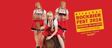Altacher Bockbierfest 2016