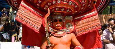 Süd Indien - Ein Bahn-Reise-Abenteuer