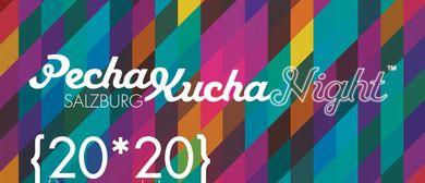 ARGE vortrag: Pecha Kucha Night Salzburg Vol. 30