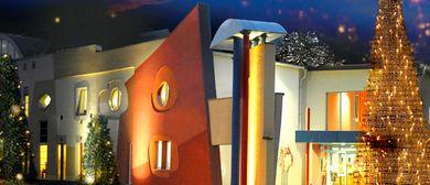 Weihnachtsausstellung des IDEA-Museumsshops