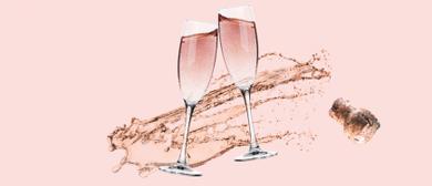 Sprudelnder Luxus in Rosé bei WEIN & CO