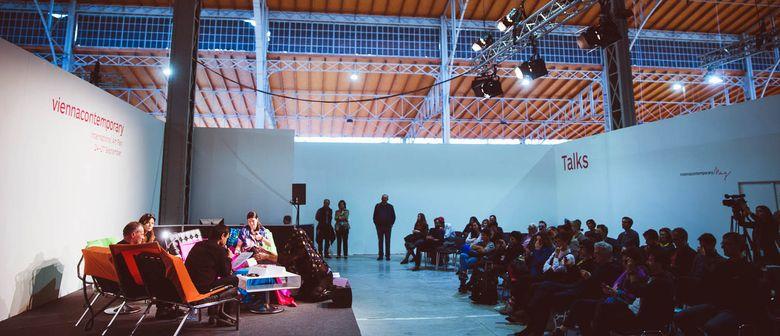 Collectors Forum auf der viennacontemporary 2016