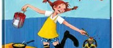 Bilderbuch-Kino: Pippi und der Spunk