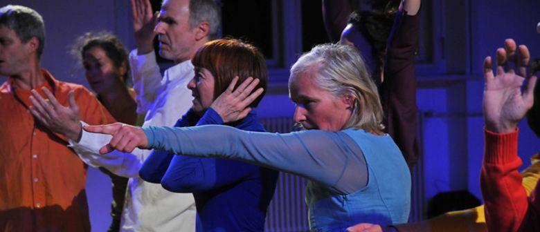 Haltung- Bewegung- Rhythmus  Zeitgenössischer Tanz
