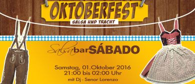 Salsabar Oktoberfest