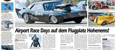 AIRPORT RACE DAY am Flugplatz Hohenems