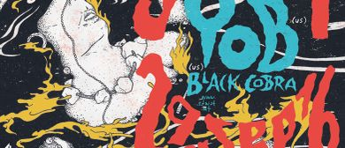 YOB + BLACK COBRA