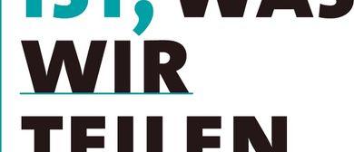 Lesecafé: Dies ist, was wir teilen. Flandern & Niederlande