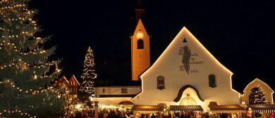 Schwarzenberger Adventmarkt mit Kunsthandwerk
