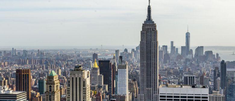 Foto-Vortrag: New York in S/W und Farbe