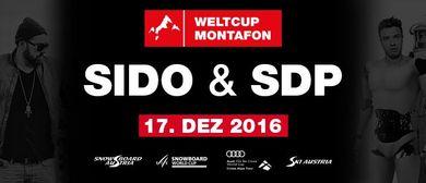 SIDO & SDP LIVE