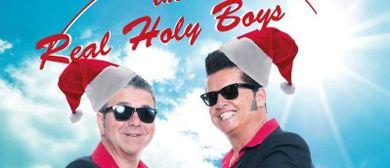 """""""The Real Holy Boys"""" laden zum """"Wei(h)nachterl"""" ins Gemeinde"""