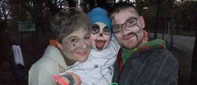 Halibux Halloween Geisterwanderung