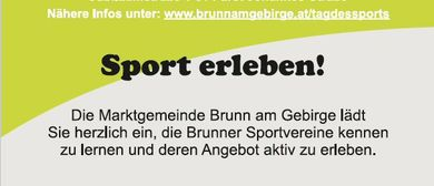 Brunner Tag des Sports