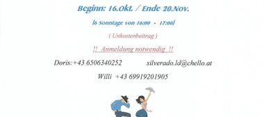 Tanzkurs Wien: Von Tango bis Salsa - auch für Singles
