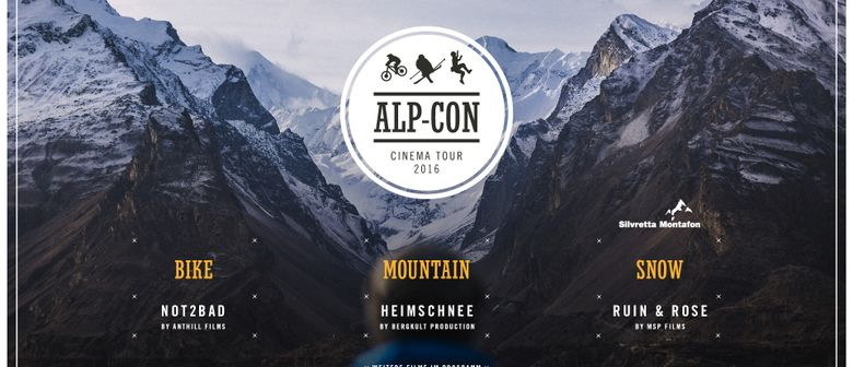 Alp-Con CinemaTour 2016