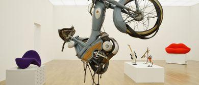 Die feinen Unterschiede in den Werken von Bertrand Lavier