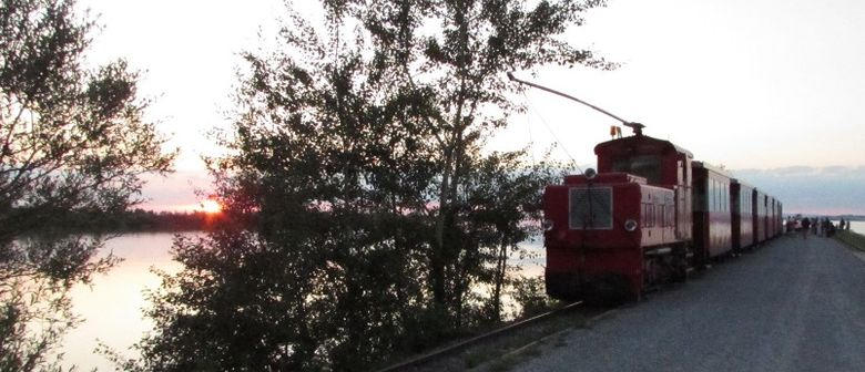 Rheinmündungsfahrt am Freitagnachmittag
