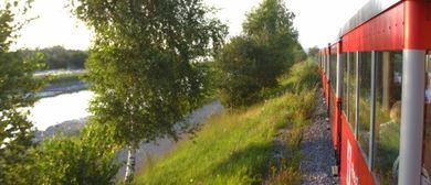 Rheinmündungsfahrt am Samstagnachmittag