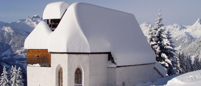 St. Agatha Tag am Kristberg