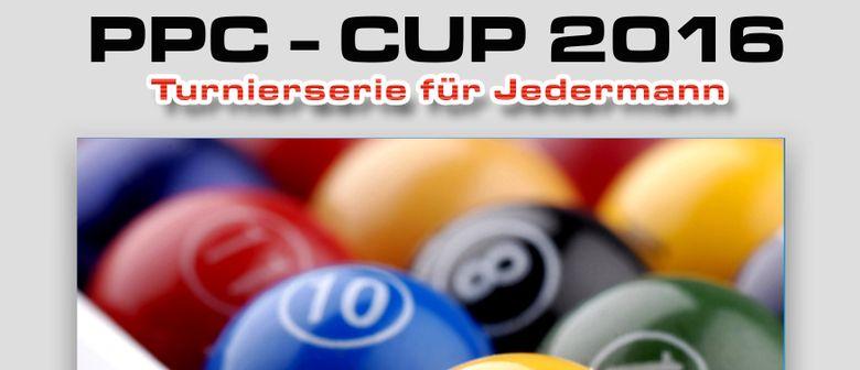 Poolbillard PPC-Cup