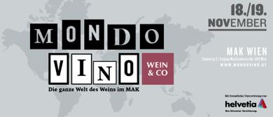 WEIN & CO MondoVino: Die ganze Welt des Weins im MAK