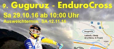 9. GUGURUZ - EnduroCross des Enduroclub Oberland Vorarlberg