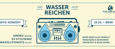 WasserReichen w/ Amewu, DJ Stylewarz, Waxolutionists DJ, uvm