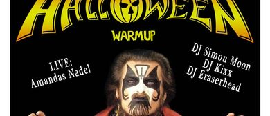 Welcome To The Jungle - Halloween Warmup - Live: Amandas Nad