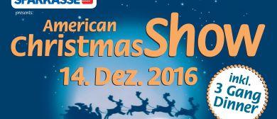 AMERICAN CHRISTMAS SHOW   14. Dez. 2016