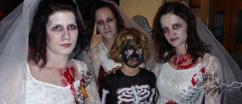 Halloweenparty im Viva am 31.10.