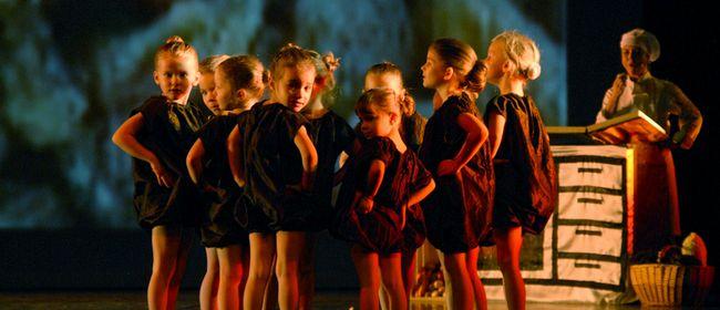 Ballettfrüherziehung Kinder ab 4 Jahren
