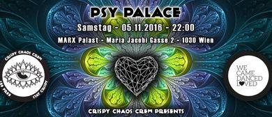 Psy Palace ••• C3 - See Free