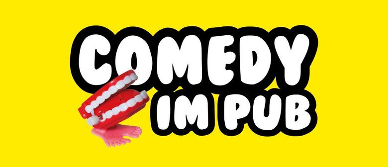 ARGE kabarett: Comedy im Pub