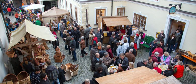 Leopoldimarkt in der Furthmühle Pram
