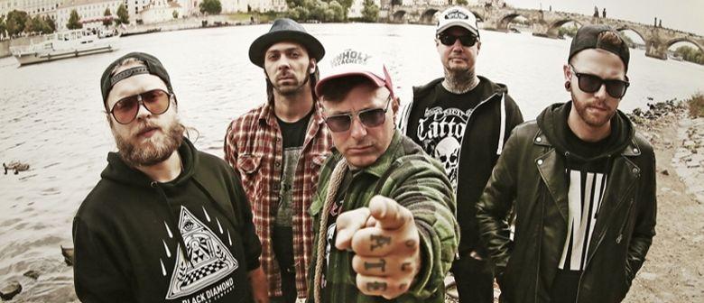 V8 WANKERS (Punk-'n'-Roll)
