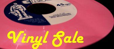 Vinyl Sale @ Pipeline Shop Bregenz