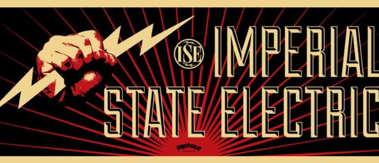 Imperial State Electric LIVE @Viper Room Wien
