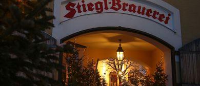 Genussvoller Advent in der Stiegl-Brauwelt