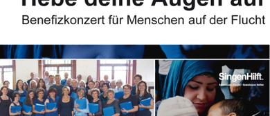 """DIALOG Am Spiegeln: Weihnachts-Benefizkonzert: Chor """"Eichgra"""
