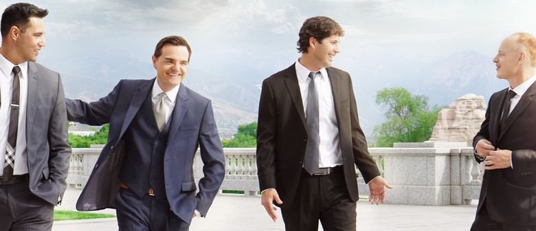 The Piano Guys live - Wiener Stadthalle D