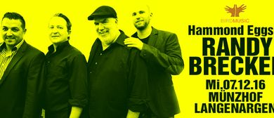RANDY BRECKER (USA) & Hammond Eggs Trio
