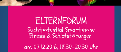 Elternforum: Suchtpotential Smartphone