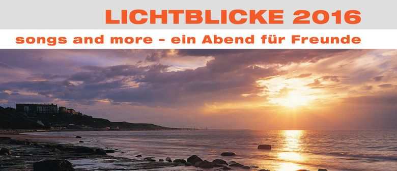 Lichtblicke 2016 | songs & more