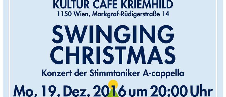 SWINGING CHRISTMAS mit den STIMMTONIKERN