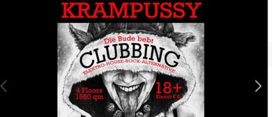 LÜNERSEEFABRIK KRAMPUSSY CLUBBING BÜRS